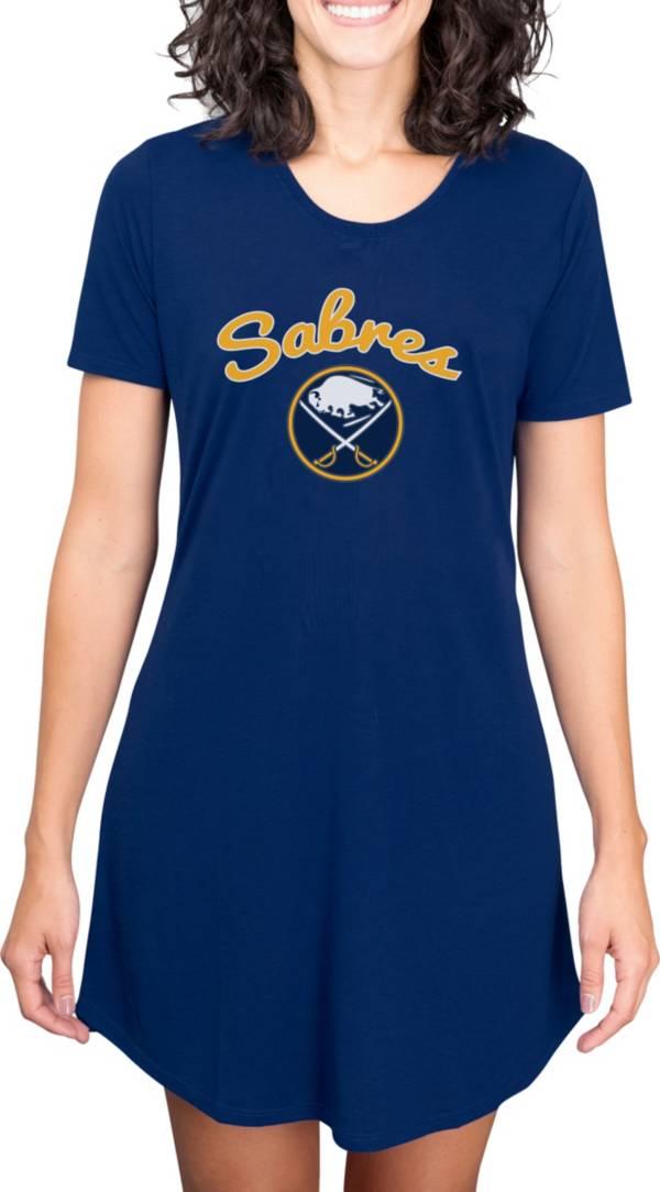 Concepts Sport Women's Buffalo Sabres Marathon  Nightshirt product image