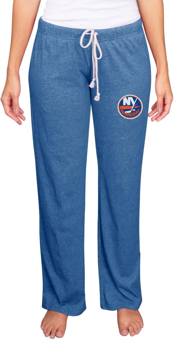 Concepts Sport Women's New York Islanders Quest  Knit Pants product image