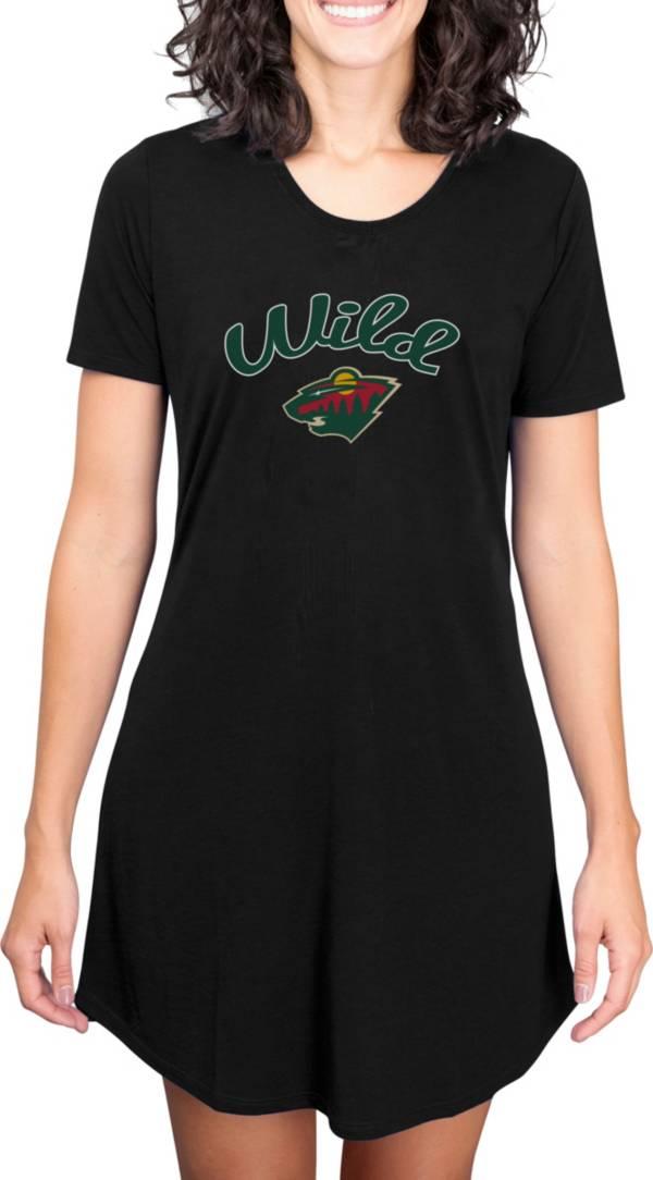 Concepts Sport Women's Minnesota Wild Marathon  Nightshirt product image