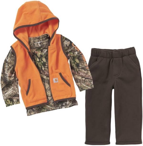 Carhartt Infant Boys' Camo 3-Piece Pant Gift Set product image