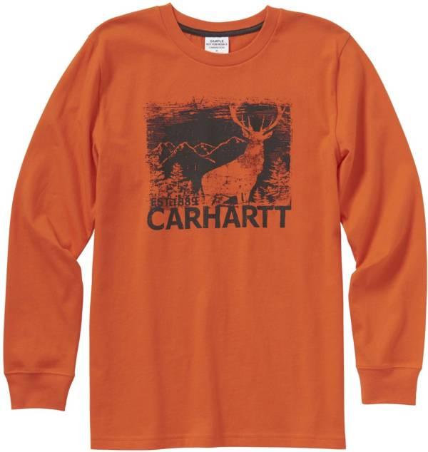 Carhartt Boys' Deer Silhouette Long Sleeve T-Shirt product image