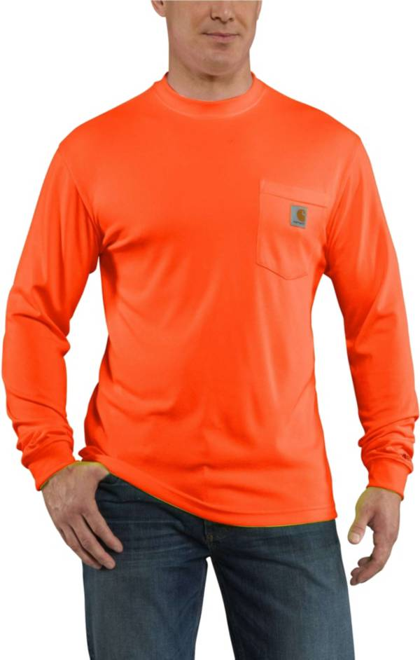 Carhartt Men's Force Color Enhanced Long Sleeve T-Shirt product image