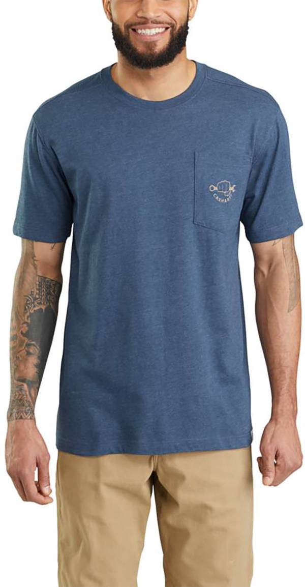 Carhartt Men's Maddock Strong Graphic Pocket T-Shirt product image