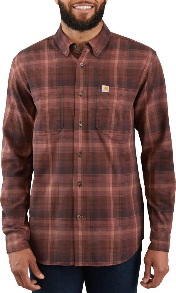 Carhartt Men's Rugged Flex Hamilton Plaid Shirt product image