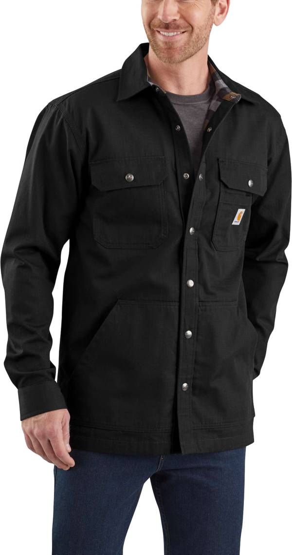 Carhartt Men's Ripstop Solid Shirt Jacket product image