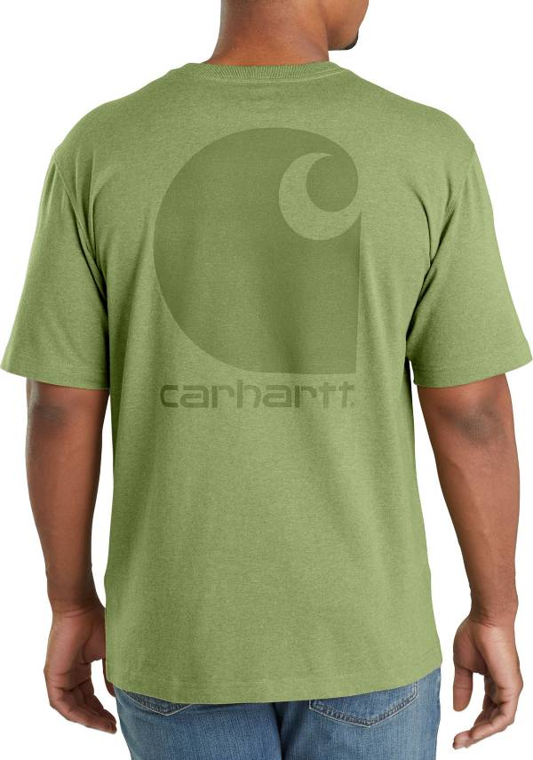 Carhartt Men's Workwear Logo Graphic Pocket T-Shirt product image