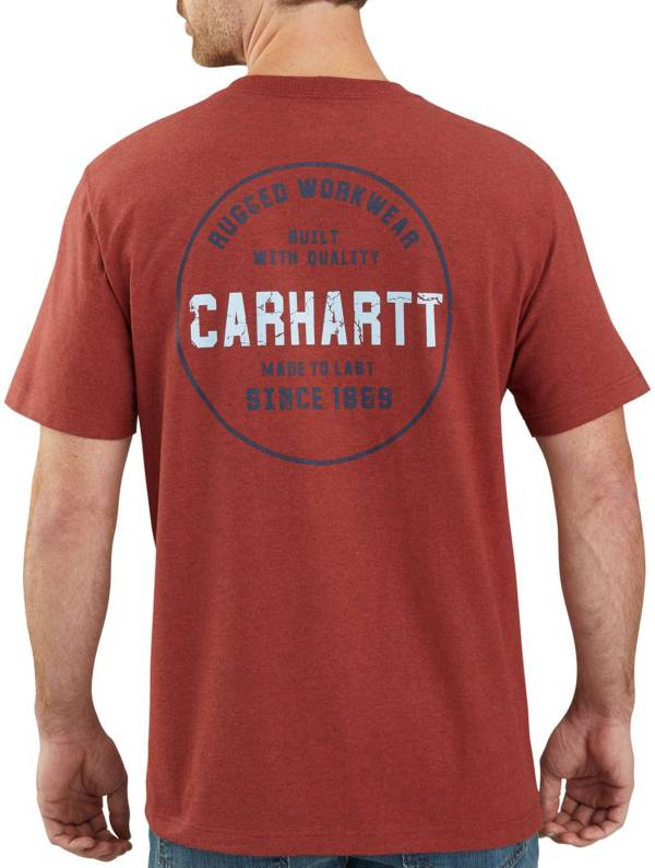 Carhartt Men's Relaxed Fit Short Sleeve Graphic T-Shirt product image
