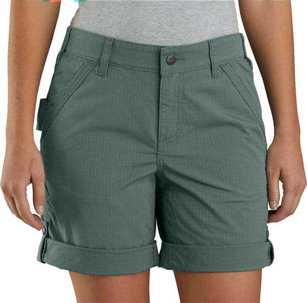 Carhartt Women's Force Original Fit Work Shorts product image