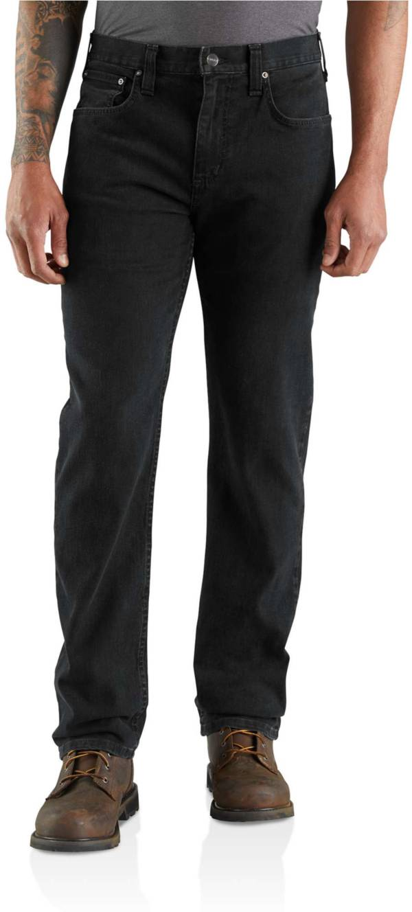Carhartt Men's Rugged Flex Relaxed Fit Straight Leg Jeans product image