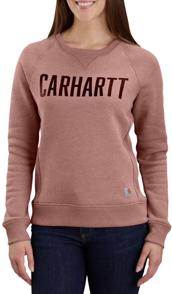 Carhartt Women's Clarksburg Crewneck Graphic Sweatshirt product image