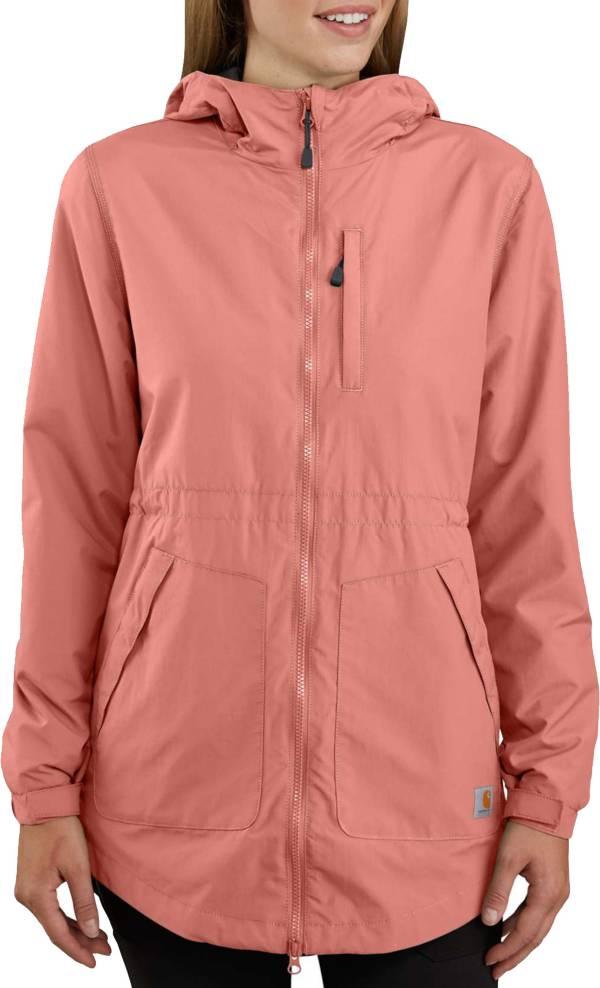Carhartt Women's Rain Defender Hooded Lightweight Coat product image