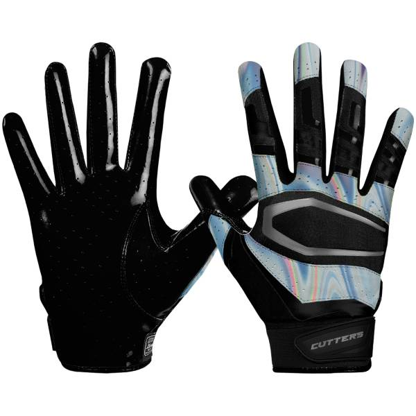 Cutters Rev Pro 3.0 Iridescent Football Gloves product image