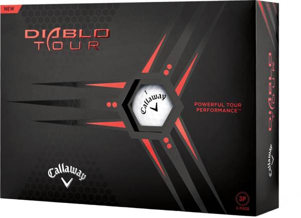 Callaway 2020 Diablo Tour Golf Balls product image