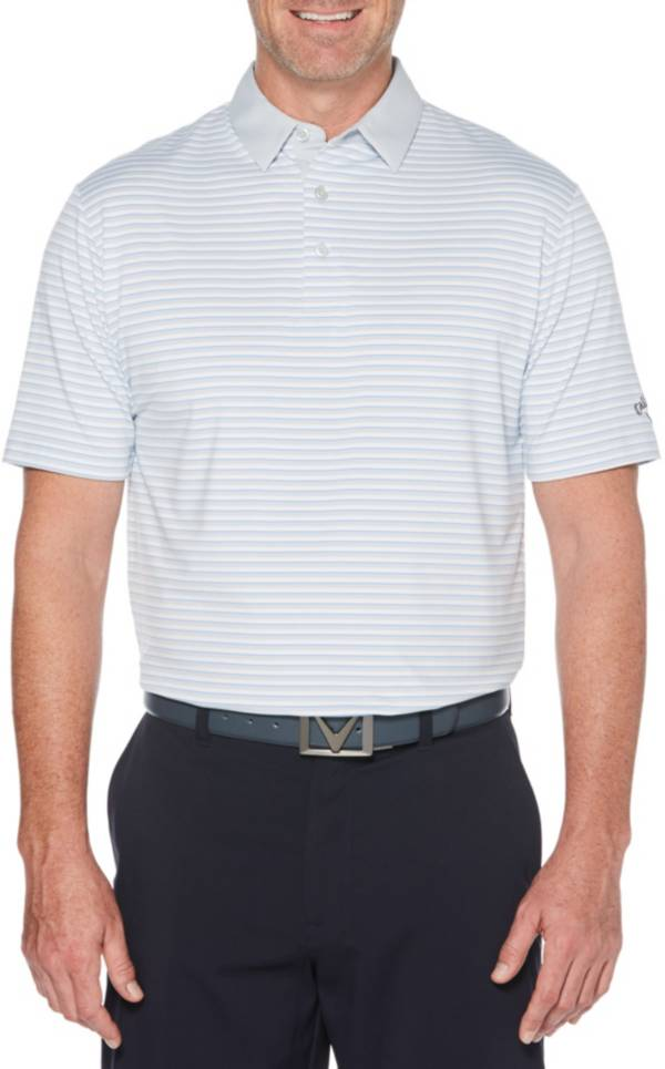 Callaway Men's 3-Color Striped Golf Polo - Big & Tall product image