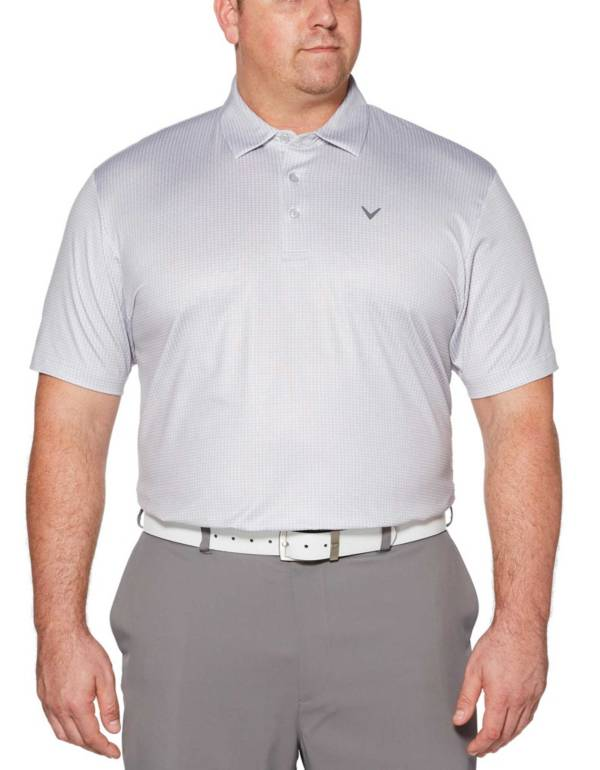 Callaway Men's Houndstooth Printed Golf Polo - Big & Tall product image
