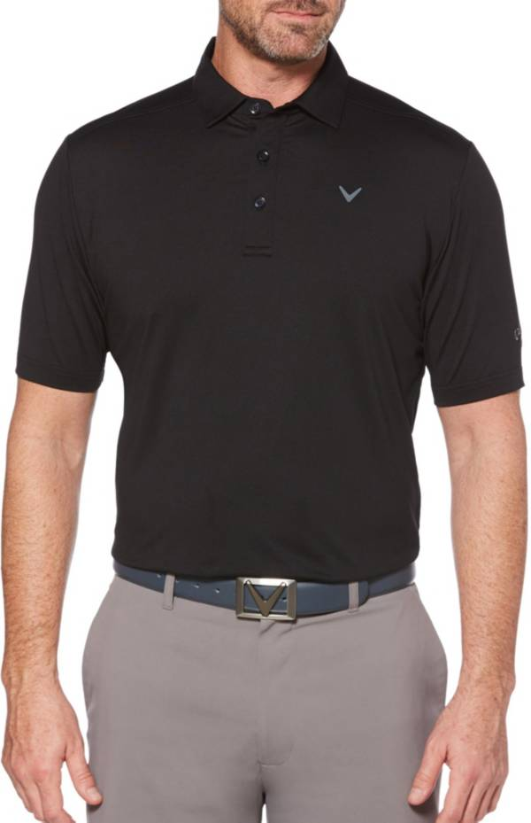 Callaway Men's Cooling Micro Hex Golf Polo – Big & Tall product image