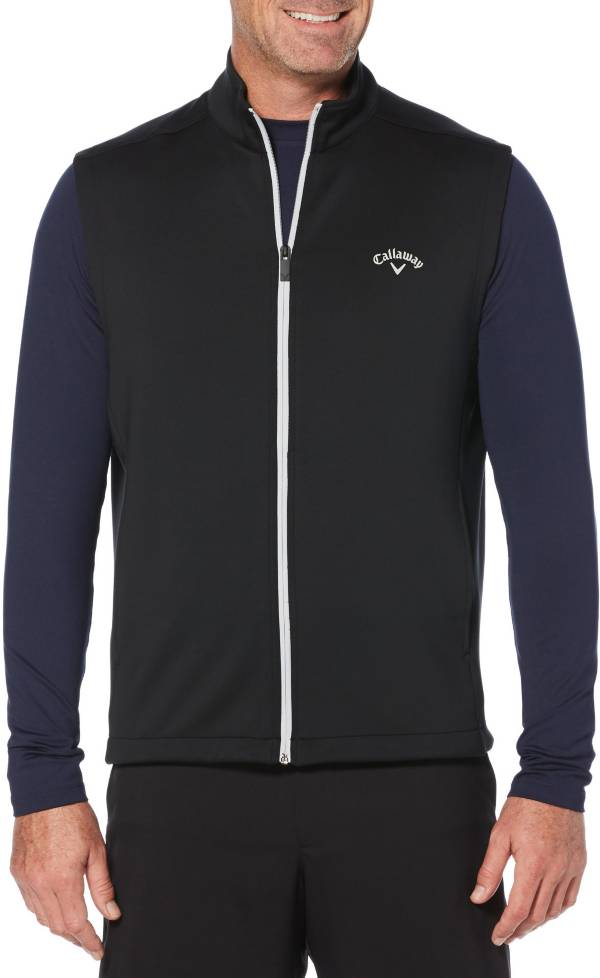 Callaway Men's High Gauge Fleece Golf Vest product image