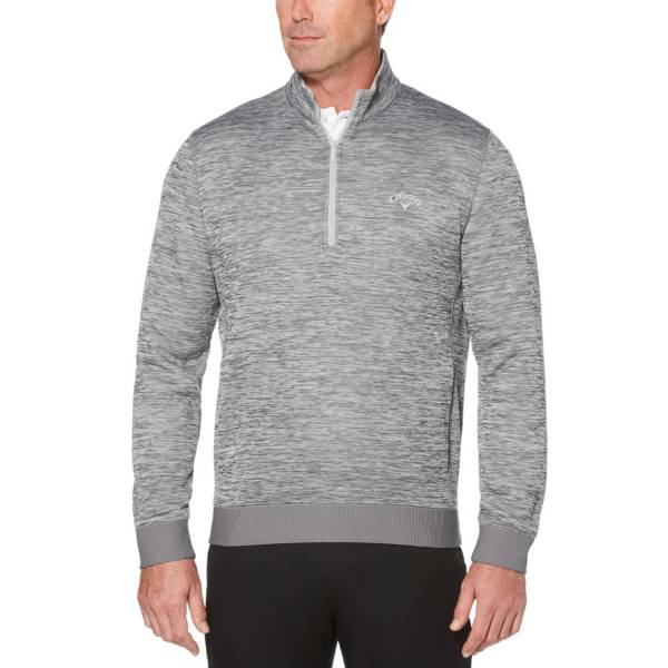 Callaway Men's Water Resistant Dual-Action ¼ Zip Golf Pullover product image