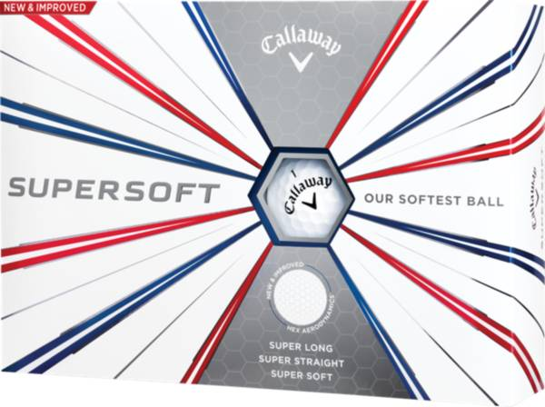 Callaway 2019 Supersoft Personalized Golf Balls product image