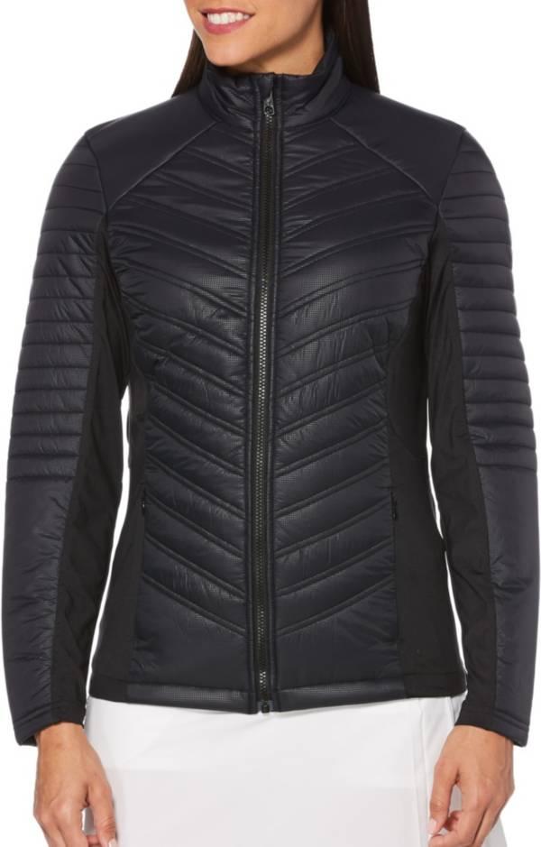 Callaway Women's Mixed Media Puffer Golf Jacket product image