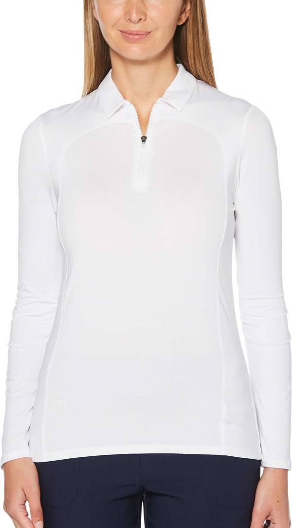 Callaway Women's ¼-Zip Long Sleeve Golf Polo product image