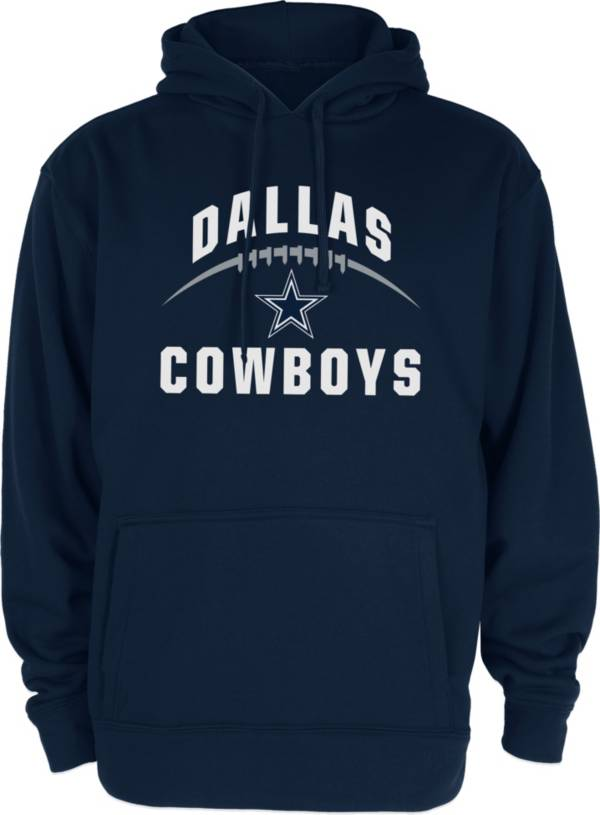 Dallas Cowboys Merchandising Men's Emily Football Navy Hoodie product image