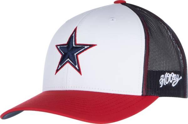 Hooey Men's Dallas Cowboys Basalt Adjustable Hat product image