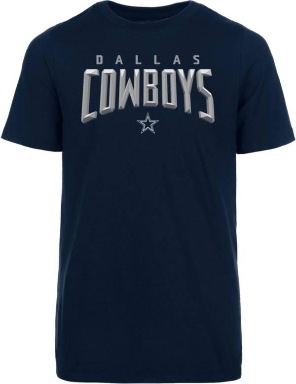 Dallas Cowboys Merchandising Youth Ambassador Navy T-Shirt product image
