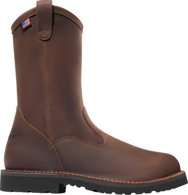 "Danner Men's Bull Run Wellington 11"" EH Round Steel Toe Work Boots product image"