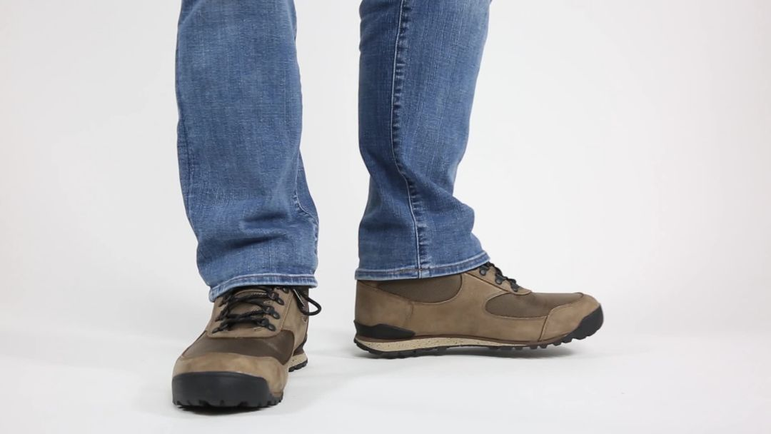ce35e2feeaa Danner Men's Jag 4.5'' Suede Waterproof Hiking Boots