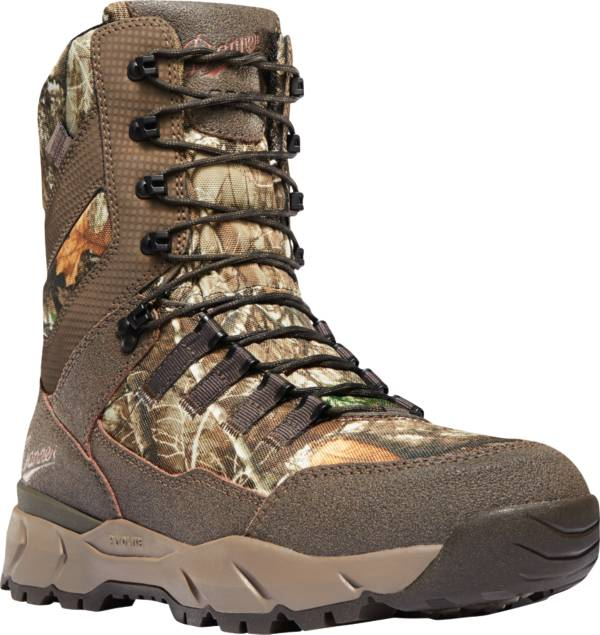 "Danner Men's Vital 8"" Realtree Edge 800g Waterproof Hunting Boots product image"