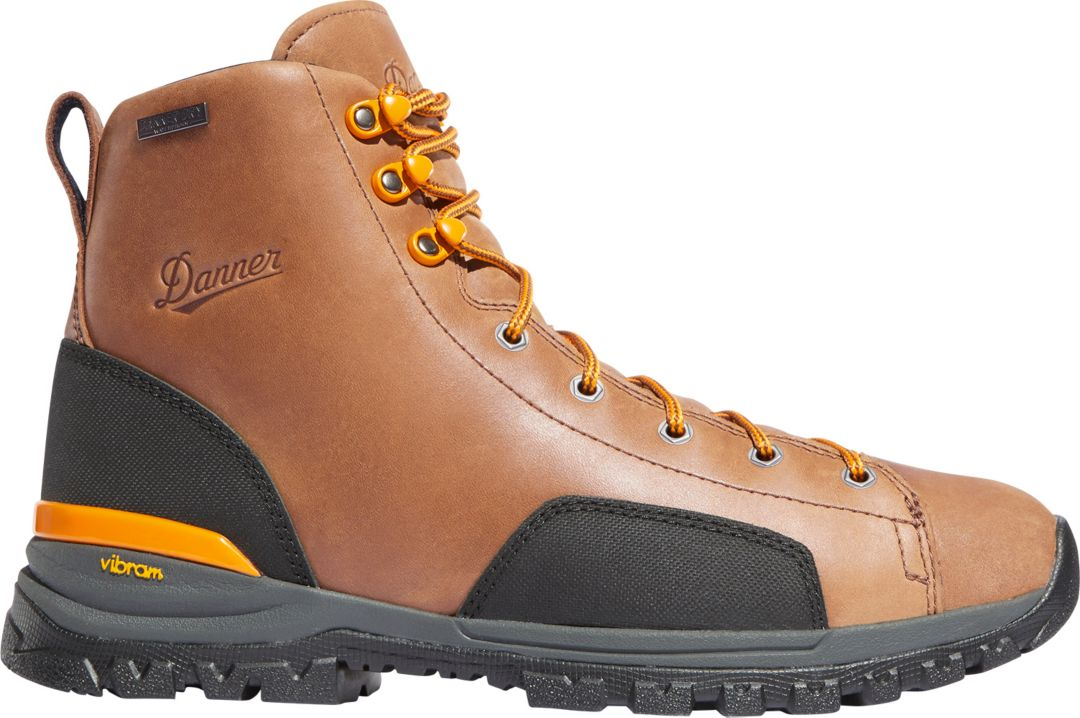 88a1414fbae Danner Men's Stronghold 6'' EH Waterproof Composite Toe Work Boots