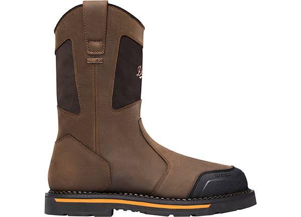 """Danner Men's Trakwelt Wellington 11"""" Waterproof Composite Toe Work Boots product image"""
