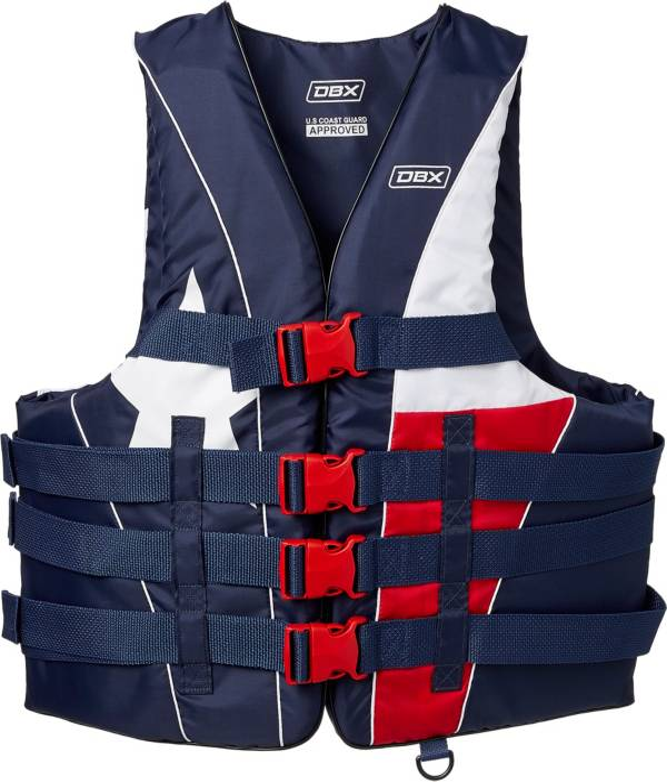 DBX Men's Americana Series Texas Life Vest product image