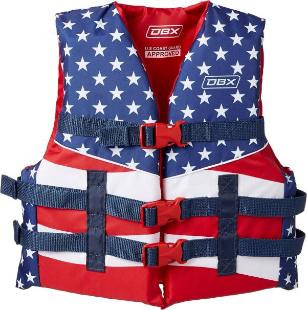DBX Youth Americana Series USA Life Vest product image