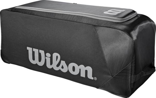Wilson Team Gear Wheeled Baseball Bag product image