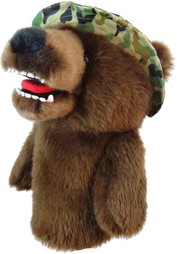 Daphne's Headcovers Military Bear Headcover product image