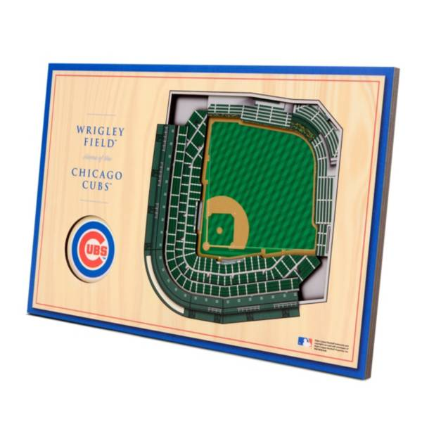 You the Fan Chicago Cubs Stadium Views Desktop 3D Picture product image