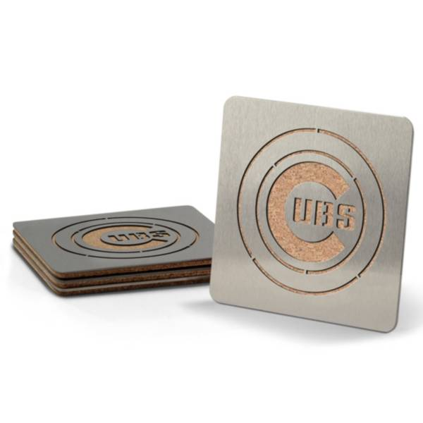 You the Fan Chicago Cubs Coaster Set product image