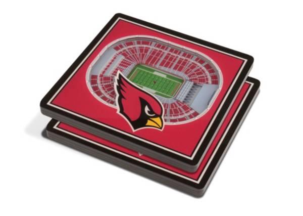 You the Fan St. Louis Cardinals 3D Stadium Views Coaster Set product image