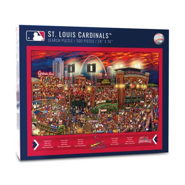 You the Fan St. Louis Cardinals Find Joe Journeyman Puzzle product image