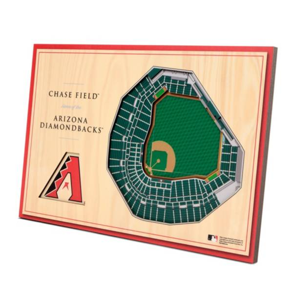 You the Fan Arizona Diamondbacks Stadium Views Desktop 3D Picture product image