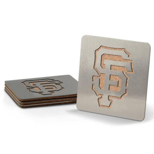 You the Fan San Francisco Giants Coaster Set product image