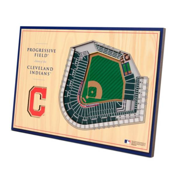 You the Fan Cleveland Indians Stadium Views Desktop 3D Picture product image
