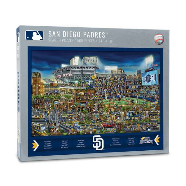 You the Fan San Diego Padres Find Joe Journeyman Puzzle product image