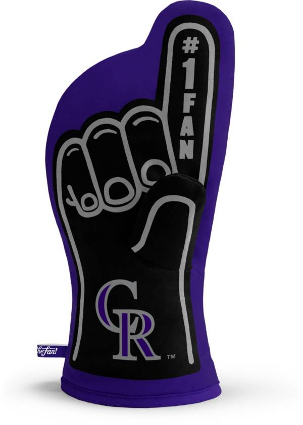 You The Fan Colorado Rockies #1 Oven Mitt product image
