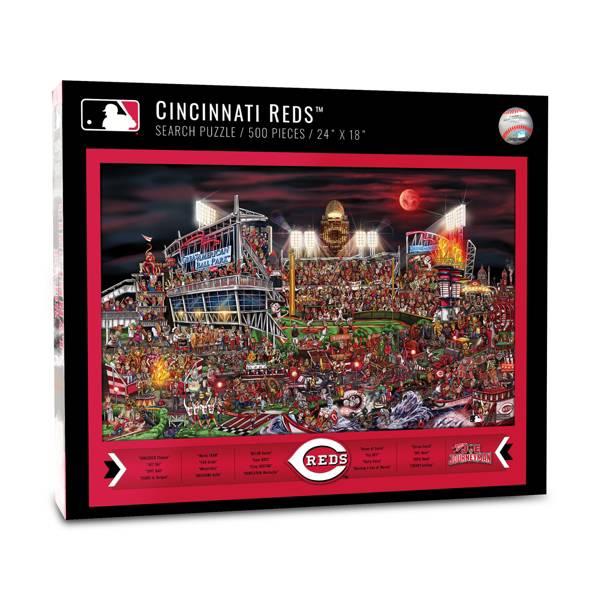 You the Fan Cincinnati Reds Find Joe Journeyman Puzzle product image