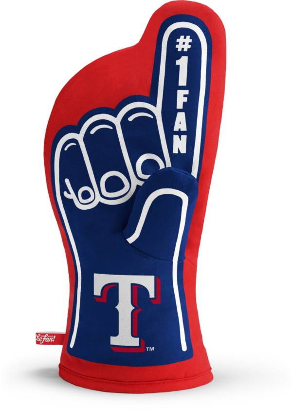 You The Fan Texas Rangers #1 Oven Mitt product image