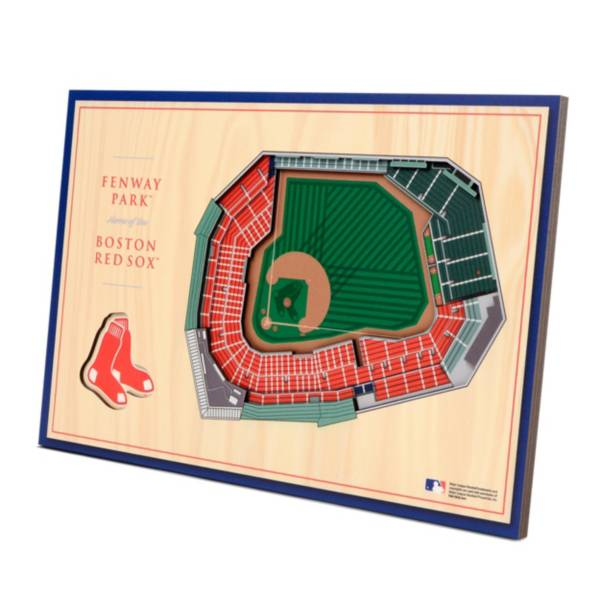 You the Fan Boston Red Sox Stadium Views Desktop 3D Picture product image