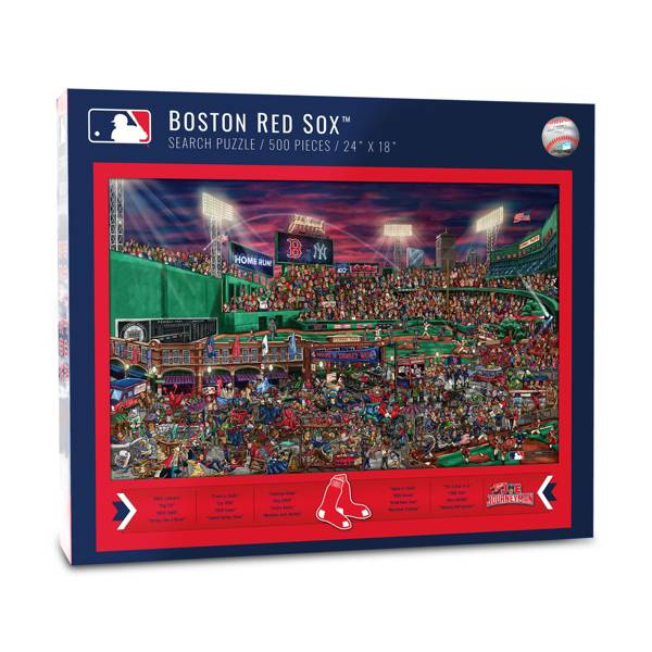 You the Fan Boston Red Sox Find Joe Journeyman Puzzle product image